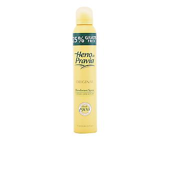 Heno De Pravia originale unisexe Deo Spray 200 + 50 Ml