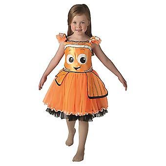 Nemo Kleid Dress Deluxe Findet Dorie Fischkostüm Original Kinderkostüm