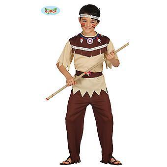 Intian puku, Intian puku Cherokee lasten