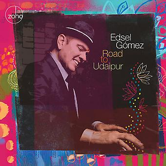 Edsel Gomez - Road to Udaipur [CD] USA import