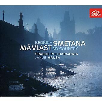 B. Smetana - Bedrich Smetana: M  Vlast [CD] USA import