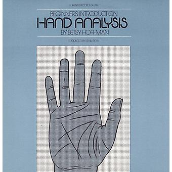 Betsy Hoffman - Hand Analysis: Beginners Introduction [CD] USA import