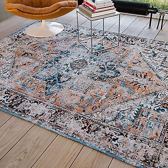Teppiche - antiquarische antiker Heriz Seray Orange - 8705