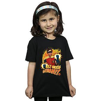 DC Comics Girls Batman TV Series Holy Smokes T-Shirt