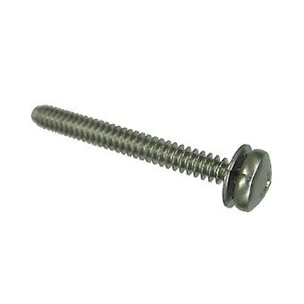 """Little Giant 909024 10-24"""" x 1.46"""" Screw and Washer"""