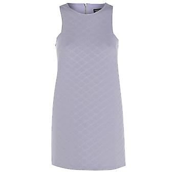 Topshop Women's Quilted Lilac Tunic DR844-12