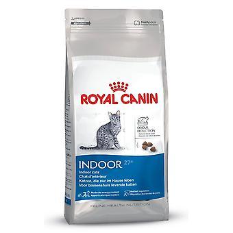 Royal Canin Indoor 27 katten voksen tørr kattemat balansert og fullføre kattemat 2kg
