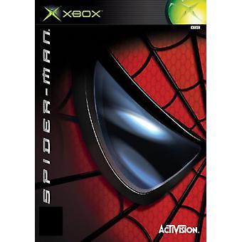 Spider-man de film (Xbox)-nieuw