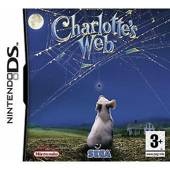 Charlottes Web (Nintendo DS)-nya