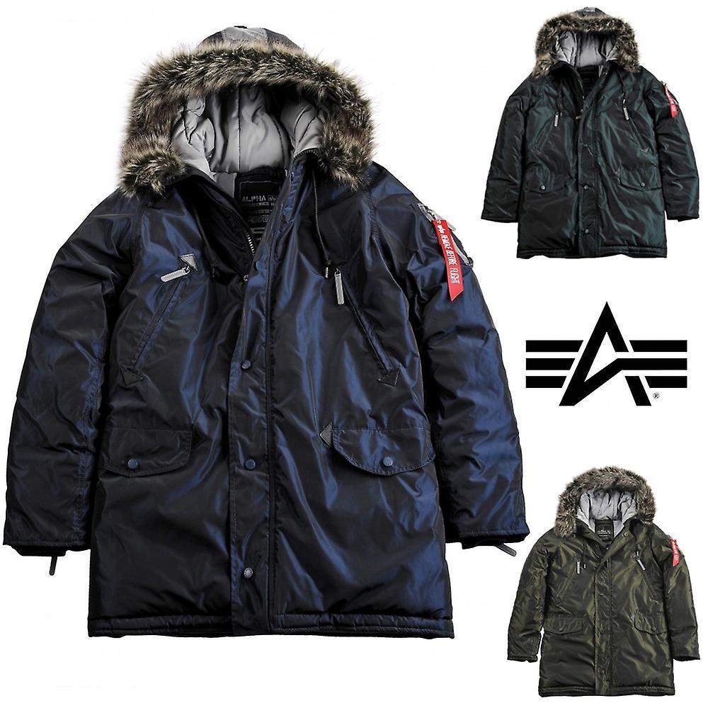 B R Alpha Industries N3 Jacket Fruugo xqH8TwtSCH