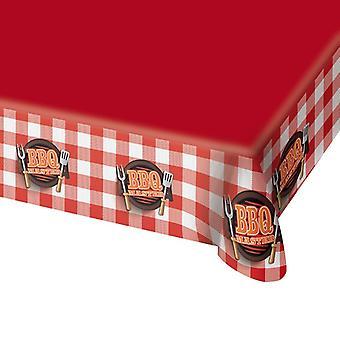 Table cloth tablecloth tablecloth BBQMaster grill party birthday 138x274cm