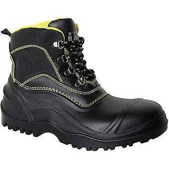 L+D STOPRAIN 24999 Safety work boots S5 Size: 42 Black, Grey 1 Pair