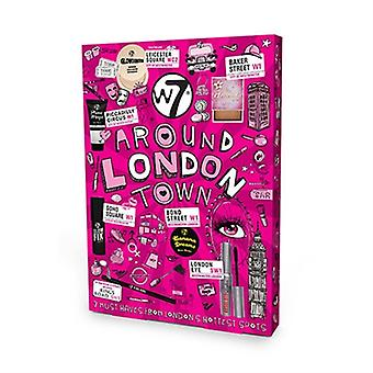 W7 En Londres ciudad 7 Piece Set