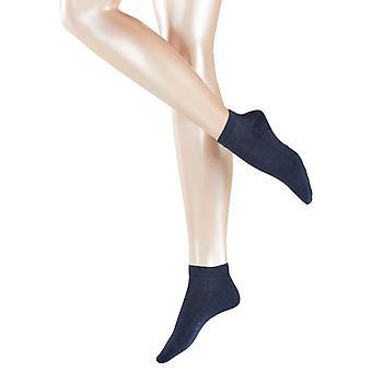 Falke Family Short Socks - Navy Blue