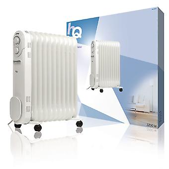HQ OR11 Mobiele Radiator Oliegevuld 11 Ribben 2200W