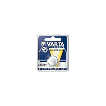 Varta Lithium knap celle CR2025 batteri