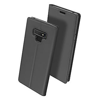 DUX DUCIS Pro Series caja Samsung Galaxy Note 9-Gris oscuro