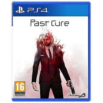 Dernier jeu PS4 Cure