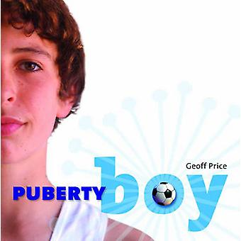 Puberty Boy by Geoff Price - 9781741145632 Book