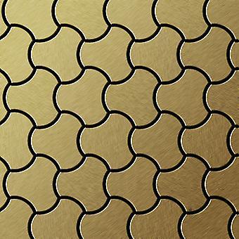 Metall mosaikk TITANLEGERING Ubiquity-Ti-GB