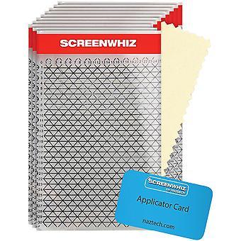 ScreenWhiz hoge sterkte Screen Protector voor grote apparaten - 10 pack - Clear