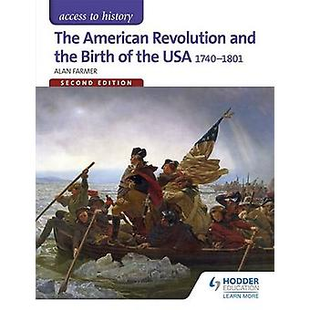Rewolucji amerykańskiej i urodzenia USA 1740-1801 (2nd Revis