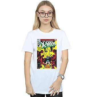 Marvel naisten X-Men Phoenix musta kuningatar poikaystävä Fit t-paita