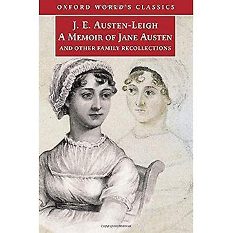 A Memoir of Jane Austen: en andere familie herinneringen (Oxford World's Classics)