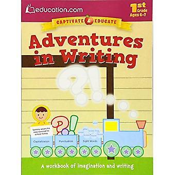 Avonturen in schrijven: een werkmap van verbeelding en schrijven