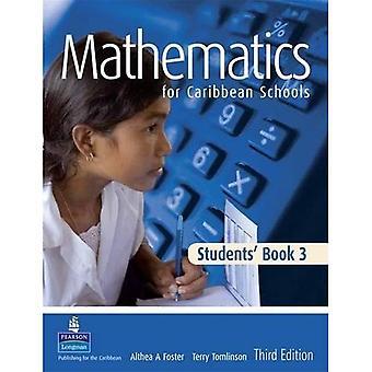 Matematica per le scuole Caraibi: nuova edizione 3 (matematica Caraibi scuole)