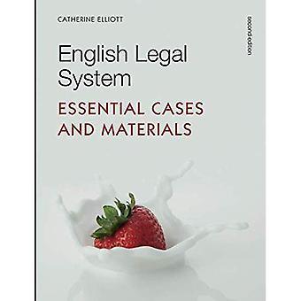 Svenska rättssystemet: Viktiga fall och material