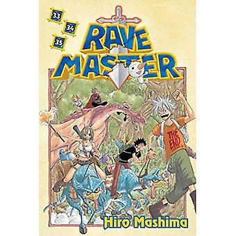 Rave Master 33/34/35 (Rave Master