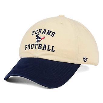 Houston Texans NFL marque 47 constante chapeau réglable deux tons