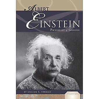 Albert Einstein:: Natuurkundige & Genius (essentiële leven)