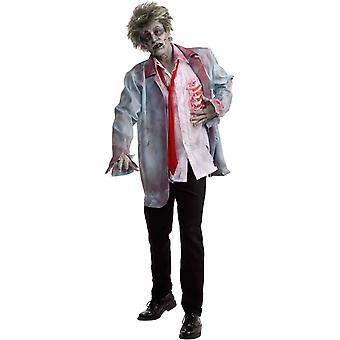 Zombie Man Set adulto