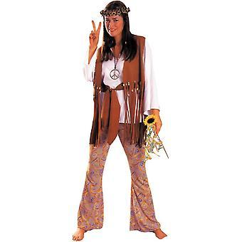 Hippie Piece Adult Costume