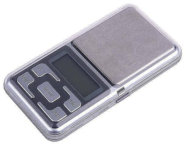 Stuff Certified® Mini Portable Digital Precision Balance LCD Scale Weighing Scale 200g - 0.01g