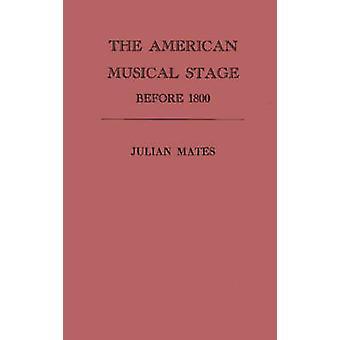 Teatro Musical americano antes de 1800 por companheiros & Julian