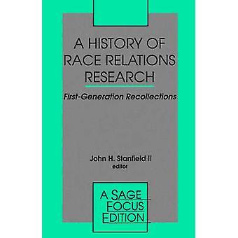 Una storia di Race Relations ricerca prima generazione ricordi di Stanfield & II John H.