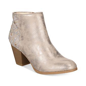 Stil & co kvinners Jazzella mandel Toe ankel mote støvler