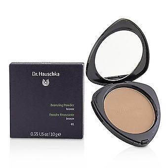 Dr. Hauschka Bronzing Powder - # 01 Bronze - 10g/0.35oz