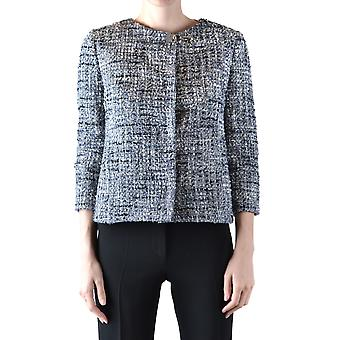 Fay Ezbc035062 Women's Multicolor Cotton Blazer