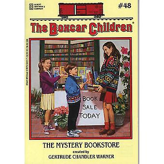 The Mystery Bookstore by Gertrude Chandler Warner - Charles Tang - 97