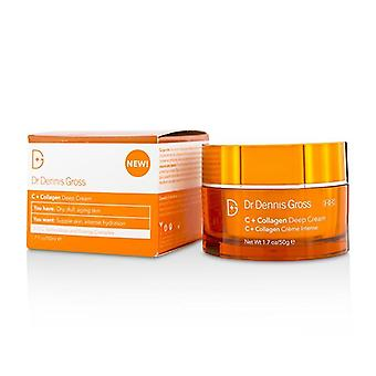 Dr Dennis Gross C + Collagen Deep Cream - 50ml/1.7oz
