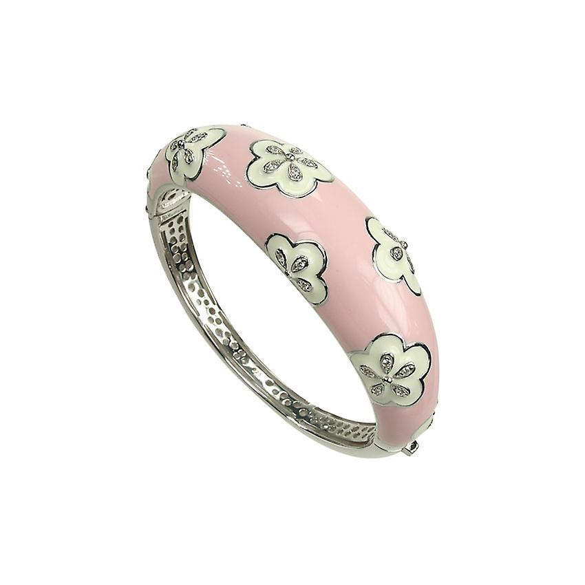 Belle Etoile Jasmine Pink Bangle 7020810301