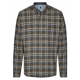 HATICO Hatico Brushed Cotton Casual Check Shirt