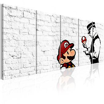 Tableau - Graffiti on Brick