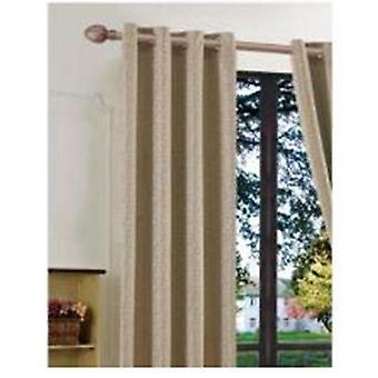 Comfort Collection Eyelet Curtain - Lyon