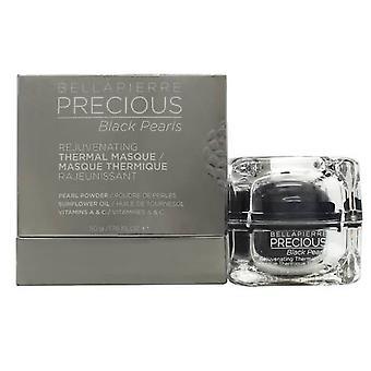 Bellapierre Precious Czarne Perły Odmładzające Termiczne Masque