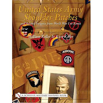 United States Army Shoulder Patches and Related Insignia - 41st Divisi